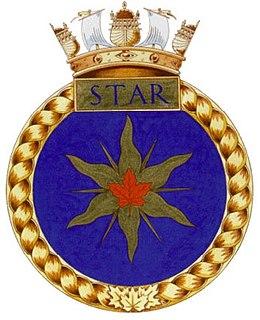 HMCS <i>Star</i>