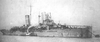 RMS Campania - HMS Campania