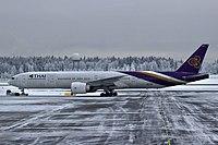 HS-TKR - B77W - Thai Airways