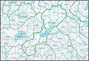 ACF River Basin - HUC03130001