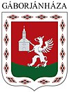 Huy hiệu của Gáborjánháza