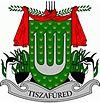 Huy hiệu của Tiszafüred