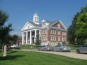 Asbury University - Hager Administration Building