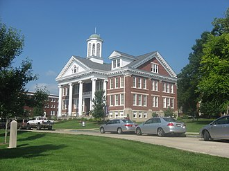 Asbury University - Hager Administration Building