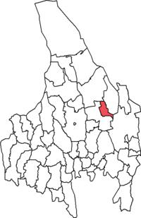 Hagfors by i Värmlands amt