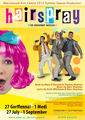 Hairspray the Musical 2012 Aberystwyth Arts Centre Summer Season production poster.png