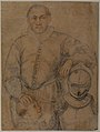 Half-Length Study of a Man Standing in Frontal View, Leaning on Armor and Accompanied by a Boy MET 40.91.18.jpg