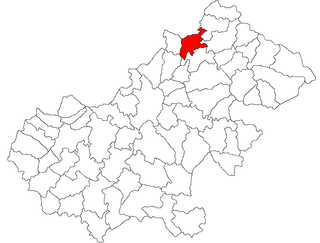 Halmeu Commune in Satu Mare, Romania