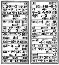 Hammurabi inscription tablet, British Museum 91076.jpg