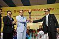 Handing Over Vigyan Jyoti - Valedictory Session - 100th Indian Science Congress - Kolkata 2013-01-07 2719.JPG