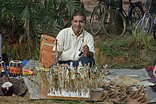 Handmade Toy Vendor - Saturday Haat - Sonajhuri - Birbhum 2014-06-28 5293.JPG