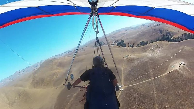 Youtube Hang Gliding Cat