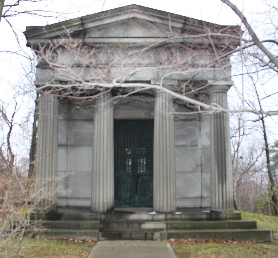 Hanna grave