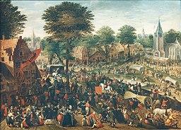 Hans Bol- Flemish kermis