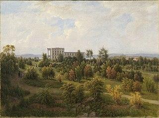Slottet og slottsparken