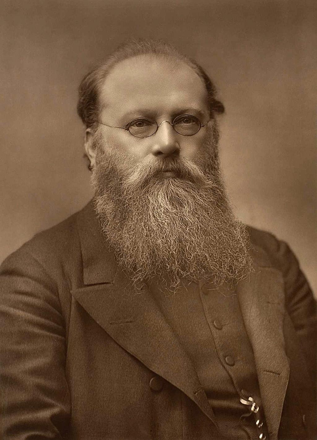 Hans Richter um 1880