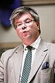 Hans Wallmark, Moderata samlingspartiet (m), vid Nordiska Radets session i Helsingfors. 2008-10-26.jpg