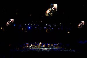 "Hard Times Come Again No More - Bruce Springsteen and the E Street Band made ""Hard Times"" a focal piece of their 2009 Working on a Dream Tour."