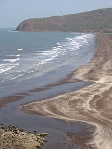 Harihareshwar beach near pune