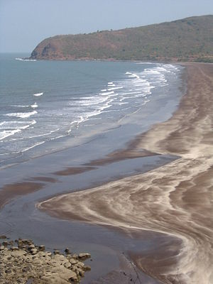 Harihareshwar - Harihareshwar north beach
