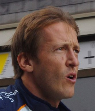 Harold Primat - Primat at the 2011 24 Hours of Le Mans driver parade