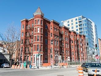 Harrison Apartment Building - Image: Harrison Apartment Building, Washington, D.C