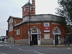 Harrow & Wealdstone main building