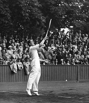 Harry Lee (tennis) - Image: Harry Lee 1932