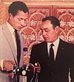 Hassan II et Maradji.jpg