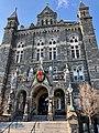 Healy Hall, Georgetown University, Georgetown, Washington, DC (39641780693).jpg
