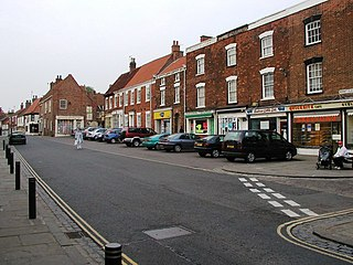Hedon town and civil parish in Holderness in the East Riding of Yorkshire, England
