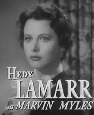 H. M. Pulham, Esq. - Screenshot of Hedy Lamarr