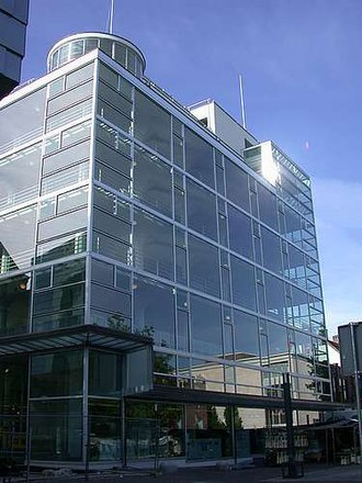 Frits Peutz - Heerlen: Glaspaleis