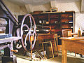 Heimatmuseum Homberg (Efze) Buchbinderwerkstatt.jpg