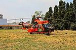 Helicóptero militar estacionado en Figueres.jpg