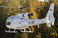 Helicopter.Aerospatiale SA-341 Gazelle (5066567469).jpg