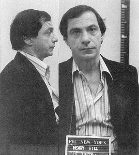 Henry Hill American mobster