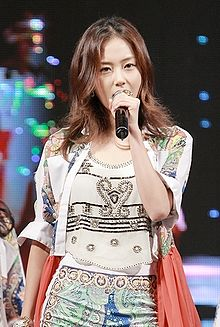 Heo Ga-yoon performing in Paju in September 2012 04.jpg