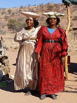 Herero ladies