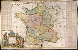 Herman Moll Map of France.jpg