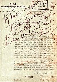 معنى كلمة هولوكوست 200px-Heydrich-Endlosung.jpg