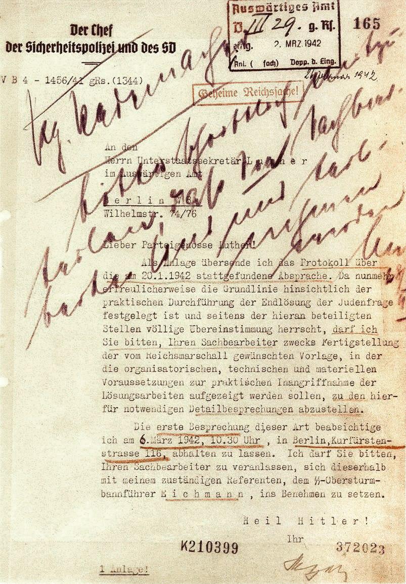 Heydrich-Endlosung