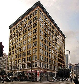 Higgins Building - Image: Higgins Building