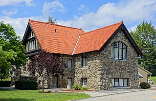 Hills Memorial Library United States historic place