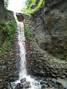 Himchari waterfall