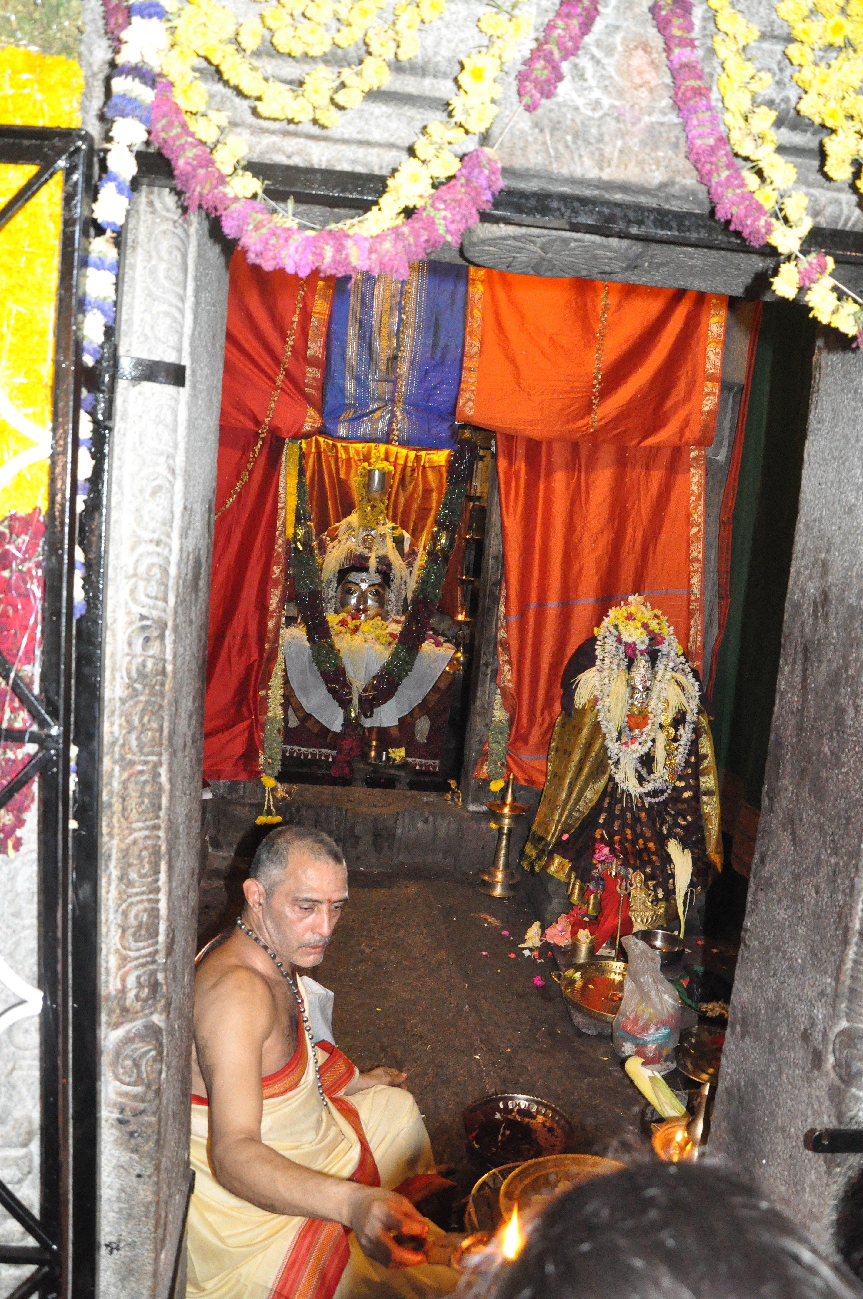 Shiva Priest