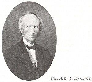 Hinrich Johannes Rink