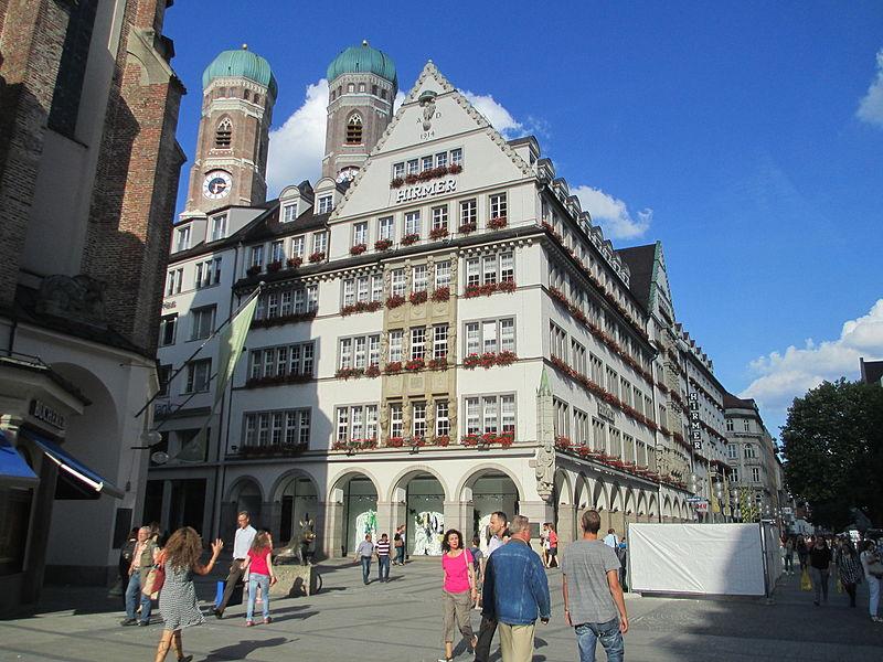 File:Hirmer hirmer building - Munich.JPG