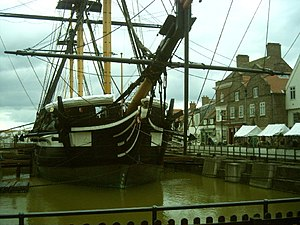 Hartlepool's Maritime Experience - Hartlepool Historical Quay.
