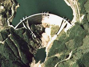 Saito, Miyazaki - Hitotsuse Dam (1976)